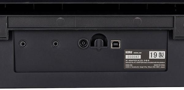 Korg B2 USB B