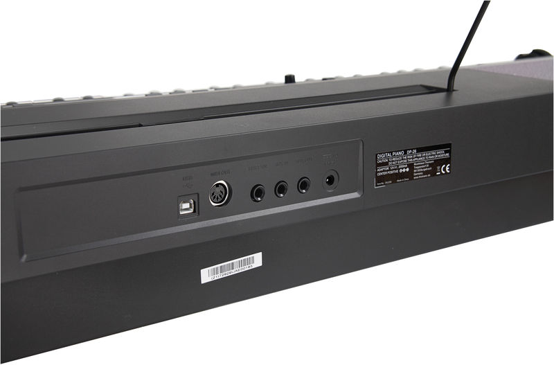 Thomann DP-26 conectividad