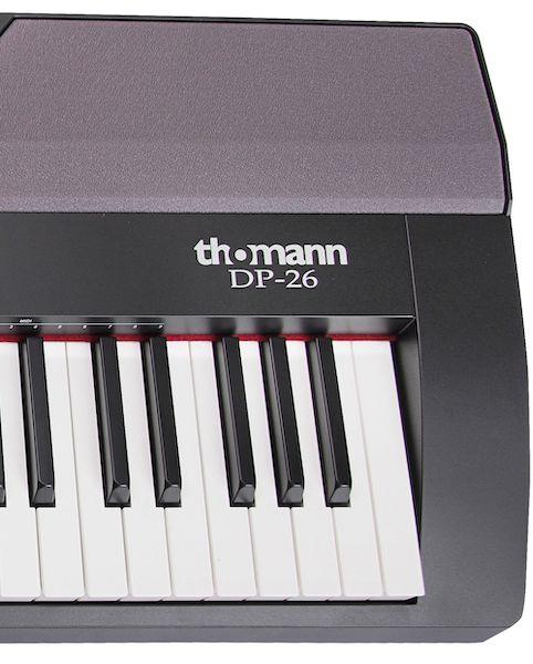 Thomann DP-26 teclado