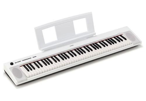 Yamaha NP-32 white piaggero